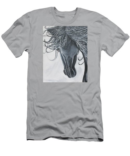Chasing The Wind Men's T-Shirt (Athletic Fit)