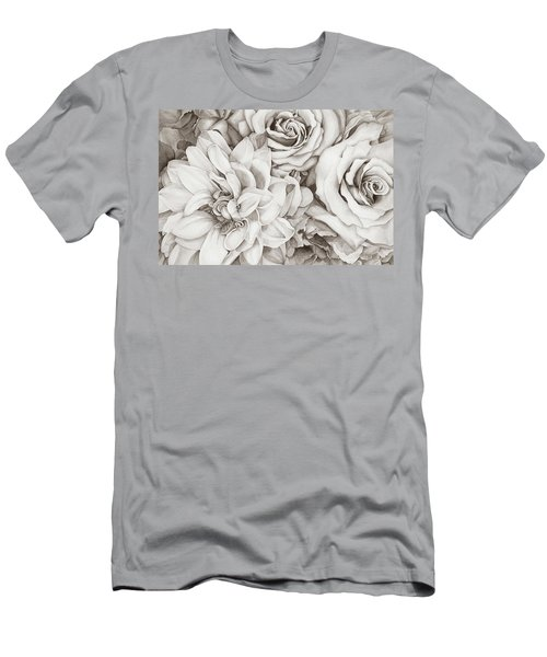 Chelsea's Bouquet - Neutral Men's T-Shirt (Athletic Fit)