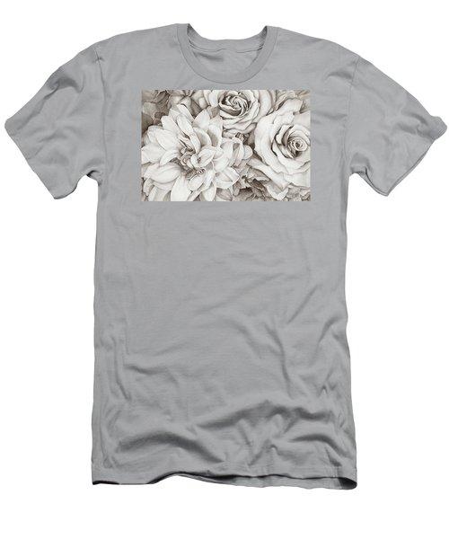 Chelsea's Bouquet - Neutral Men's T-Shirt (Athletic Fit)