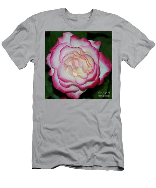 Cherry Parfait Rose 1 Men's T-Shirt (Athletic Fit)