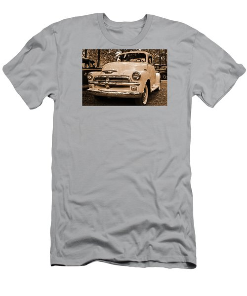 Chevy Truck Men's T-Shirt (Athletic Fit)