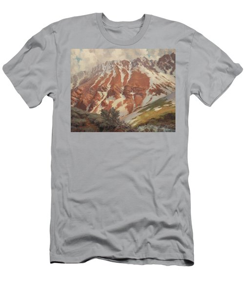 Chief Joseph Mountain Men's T-Shirt (Athletic Fit)