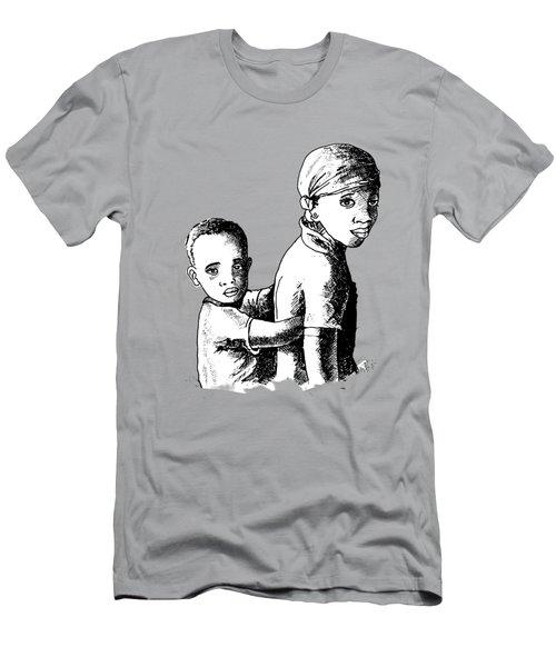 Children Men's T-Shirt (Athletic Fit)