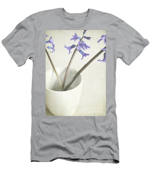 Men's T-Shirt (Slim Fit) featuring the photograph China Cup by Lyn Randle