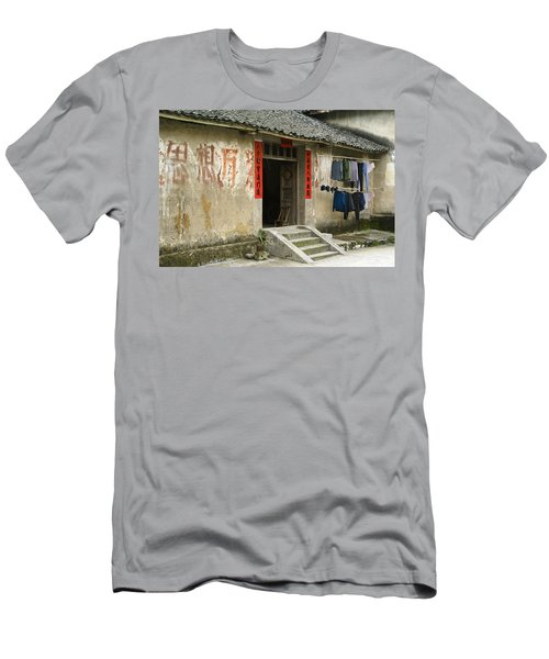 Chinese Laundry Men's T-Shirt (Athletic Fit)