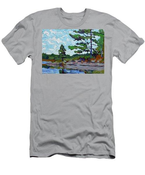 Chip's Elbow Men's T-Shirt (Athletic Fit)