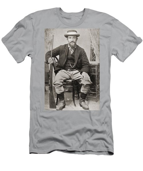 Christiaan Rudolf De Wet, 1854 To 1922 Men's T-Shirt (Athletic Fit)