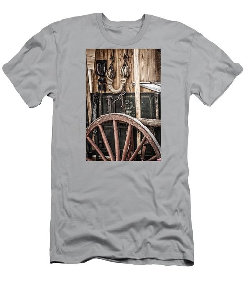Chuck Wagon Men's T-Shirt (Athletic Fit)