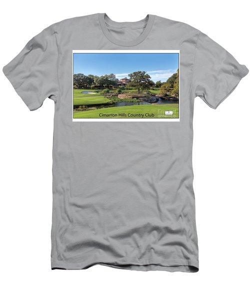 Cimarron Hills Men's T-Shirt (Athletic Fit)