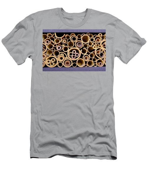 Circles And Hidden Mickeys At Disney In Orlando Florida Men's T-Shirt (Athletic Fit)