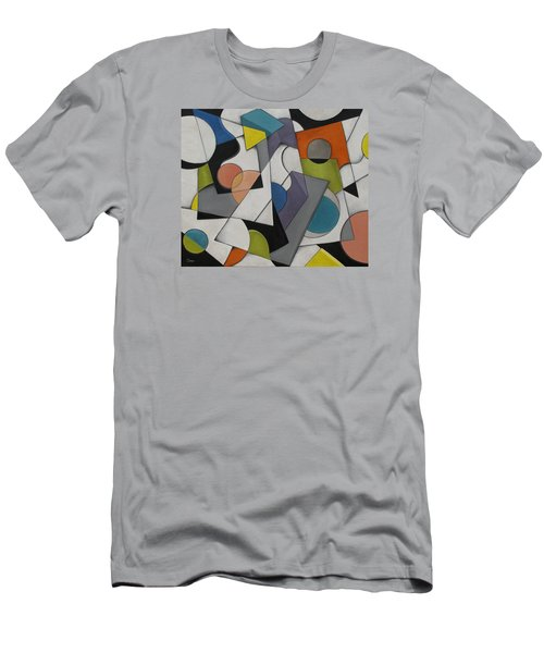 Circles Of Life Men's T-Shirt (Slim Fit) by Trish Toro