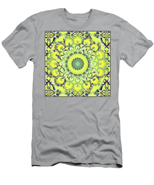 Citrus Shoe Dance Men's T-Shirt (Athletic Fit)