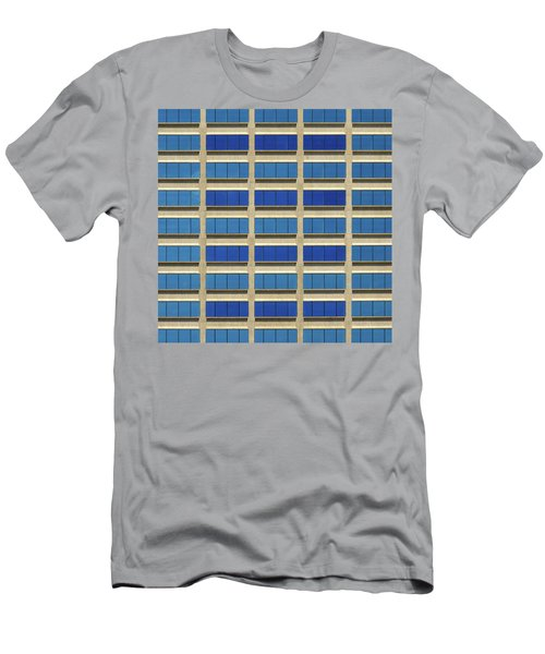 City Grid Men's T-Shirt (Athletic Fit)