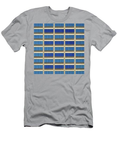 City Grid Men's T-Shirt (Athletic Fit)