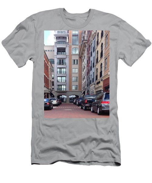 City Scene Men's T-Shirt (Athletic Fit)
