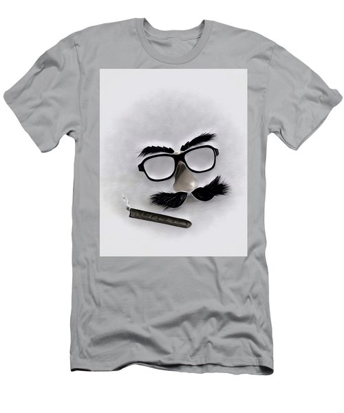 Classic Groucho Men's T-Shirt (Athletic Fit)