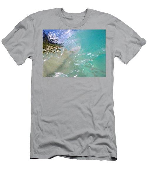 Clear Vision Men's T-Shirt (Athletic Fit)