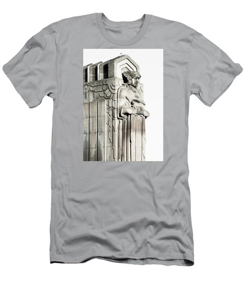 Cleveland Icon Men's T-Shirt (Athletic Fit)