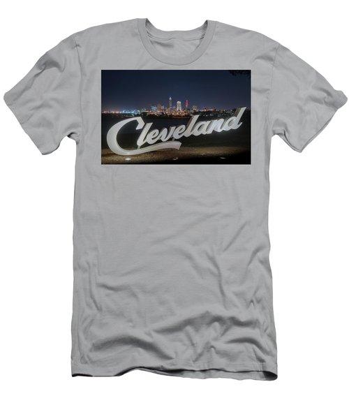 Cleveland Pride Men's T-Shirt (Athletic Fit)