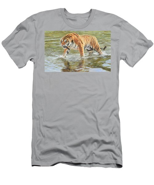 Closing In Men's T-Shirt (Athletic Fit)