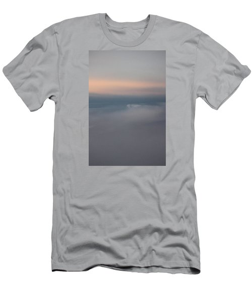 Cloud Abstract II Men's T-Shirt (Slim Fit) by Suzanne Gaff