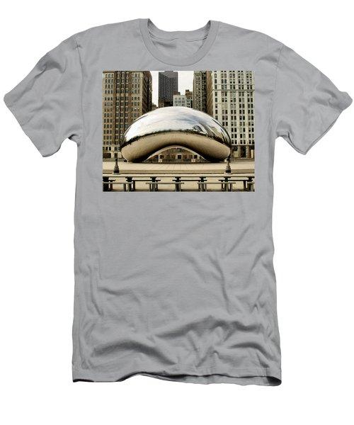 Cloud Gate - 3 Men's T-Shirt (Athletic Fit)
