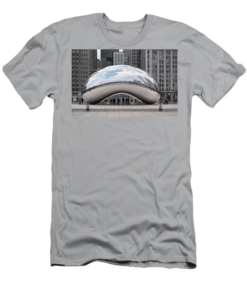 Cloud Gate Men's T-Shirt (Athletic Fit)