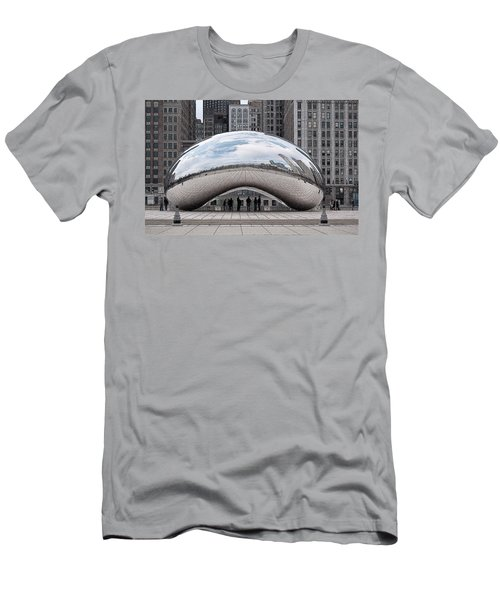 Cloud Gate Men's T-Shirt (Athletic Fit)