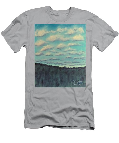 Cloud Study Men's T-Shirt (Athletic Fit)