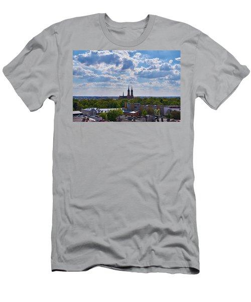 Cloud Ticklers Men's T-Shirt (Athletic Fit)