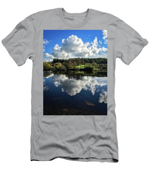 Clouded Visions Men's T-Shirt (Athletic Fit)