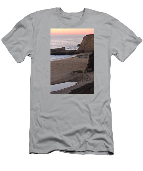 Coastal Tide Pool Men's T-Shirt (Athletic Fit)