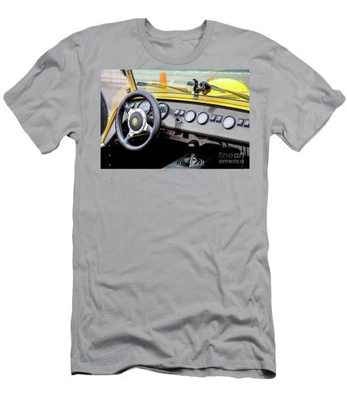 Cockpit 7 Men's T-Shirt (Athletic Fit)