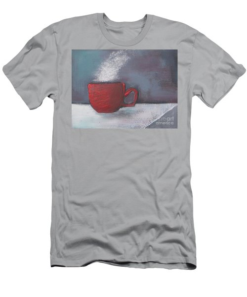 Coffee Is Ready Men's T-Shirt (Athletic Fit)