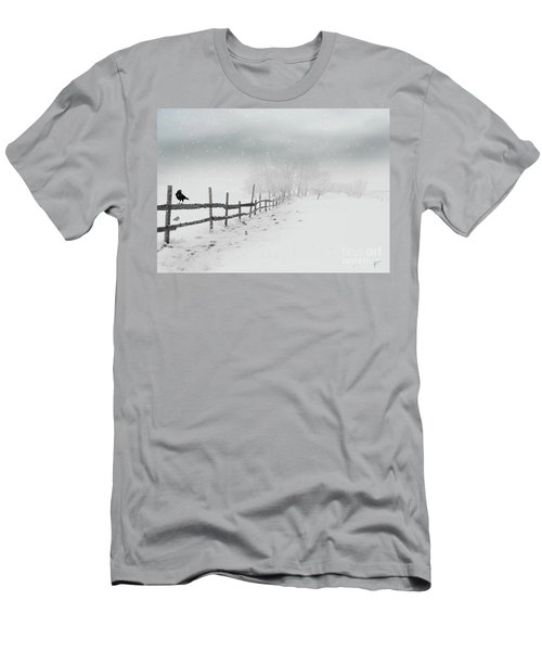 Cold Crow Men's T-Shirt (Athletic Fit)