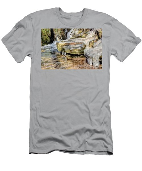 Cold Feet Men's T-Shirt (Athletic Fit)