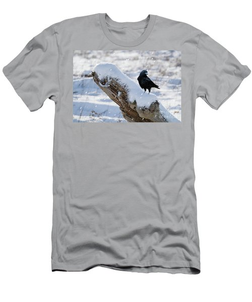 Cold Winter Men's T-Shirt (Athletic Fit)