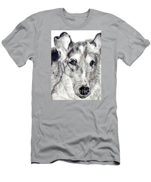 Collie Smooth Lover Men's T-Shirt (Athletic Fit)
