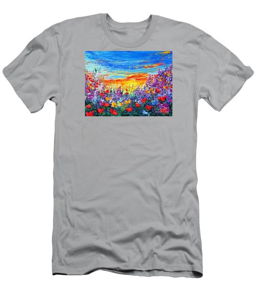 Color My World Men's T-Shirt (Athletic Fit)
