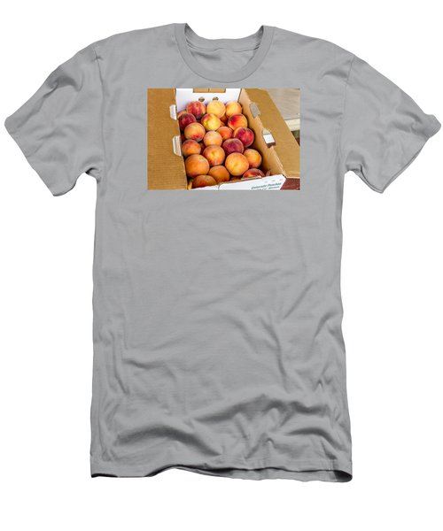 Colorado Peaches Ready For Market Men's T-Shirt (Athletic Fit)