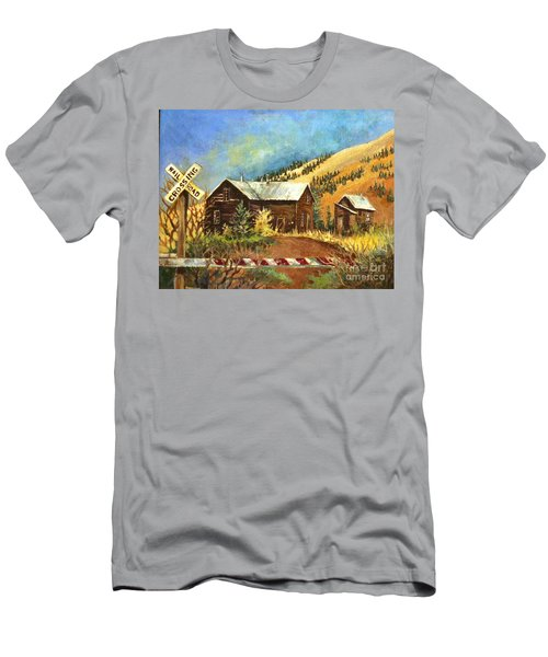 Colorado Shed Men's T-Shirt (Athletic Fit)