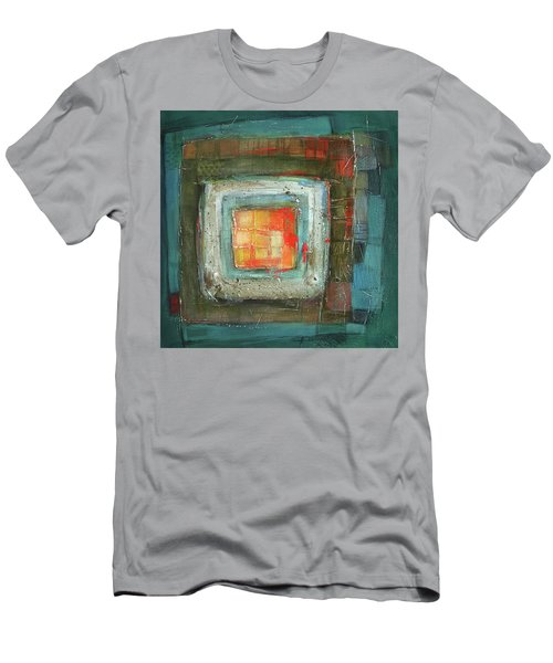 Colorful Men's T-Shirt (Slim Fit) by Behzad Sohrabi