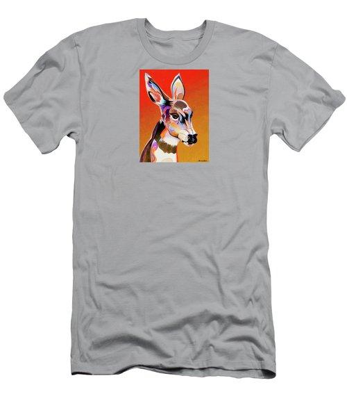 Colorful Doe Men's T-Shirt (Athletic Fit)