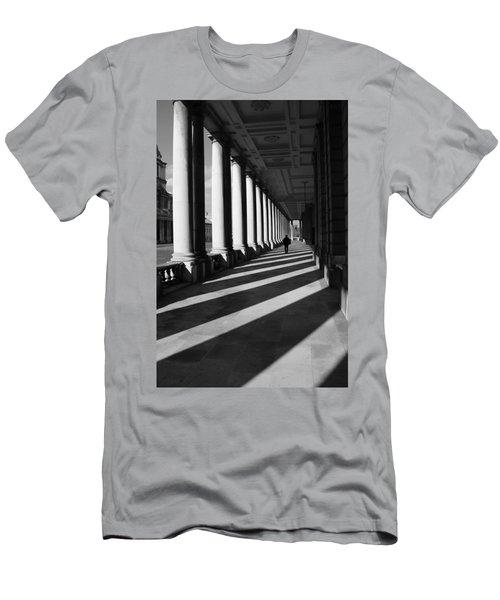 Columnist Men's T-Shirt (Athletic Fit)
