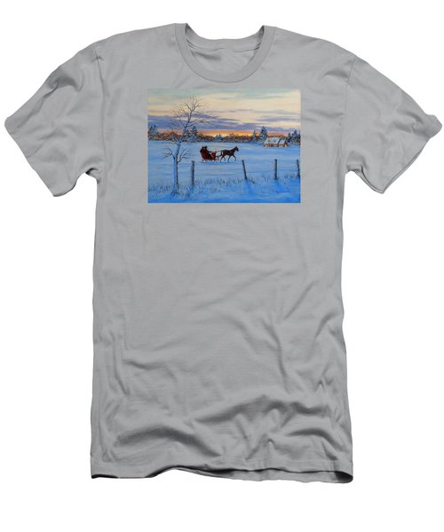 Coming Home Men's T-Shirt (Athletic Fit)