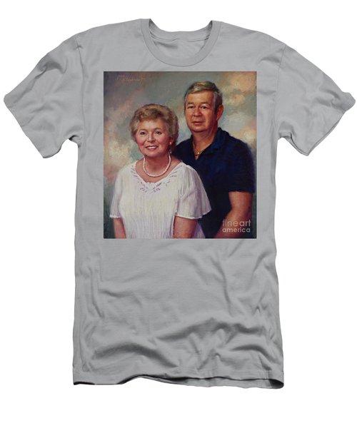 Commission  Men's T-Shirt (Athletic Fit)