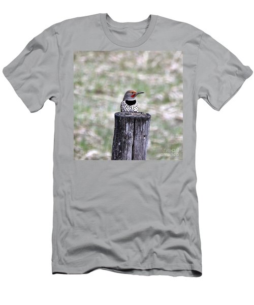 Men's T-Shirt (Athletic Fit) featuring the photograph Confidence by Dorrene BrownButterfield