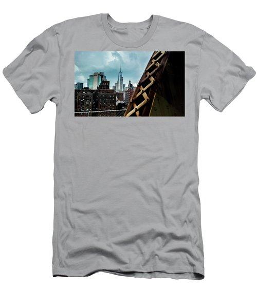 Connector Men's T-Shirt (Athletic Fit)