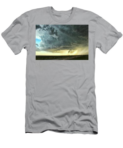 Men's T-Shirt (Slim Fit) featuring the photograph Consul Beast by Ryan Crouse