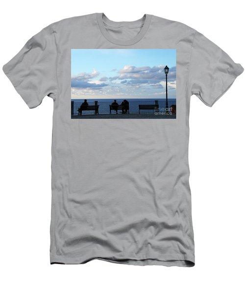 Contemplation Men's T-Shirt (Slim Fit) by Ana Mireles
